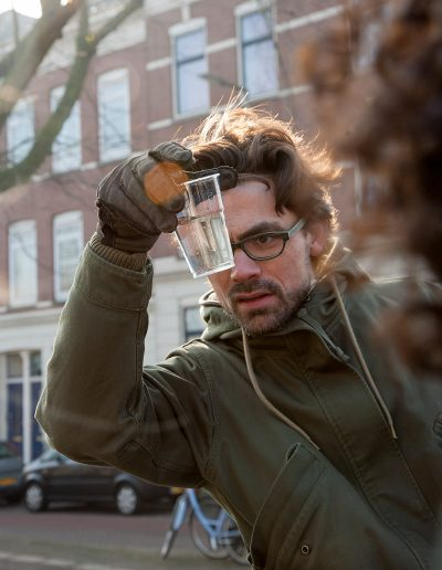 Opdrachtgever: Fynder Foundation - Urban Survival Zadkine Rotterdam